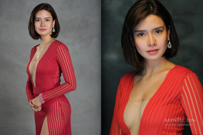 GLAM SHOTS: Erich Gonzales as Erika
