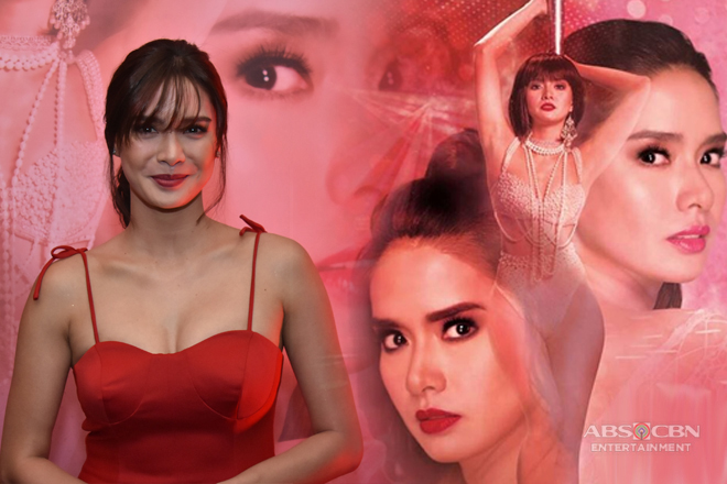 Erich goes daring in TV comeback in The Blood Sisters