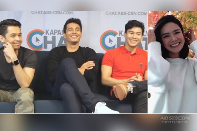 Ano ang mga bagong na-discover nina Enchong, Ejay at AJ kay Erich?