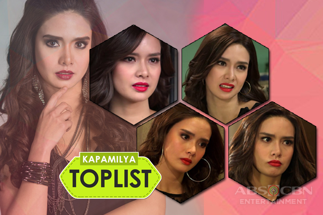 Kapamilya Toplist: 15 witty lines of Agatha that you will love to hate in The Blood Sisters