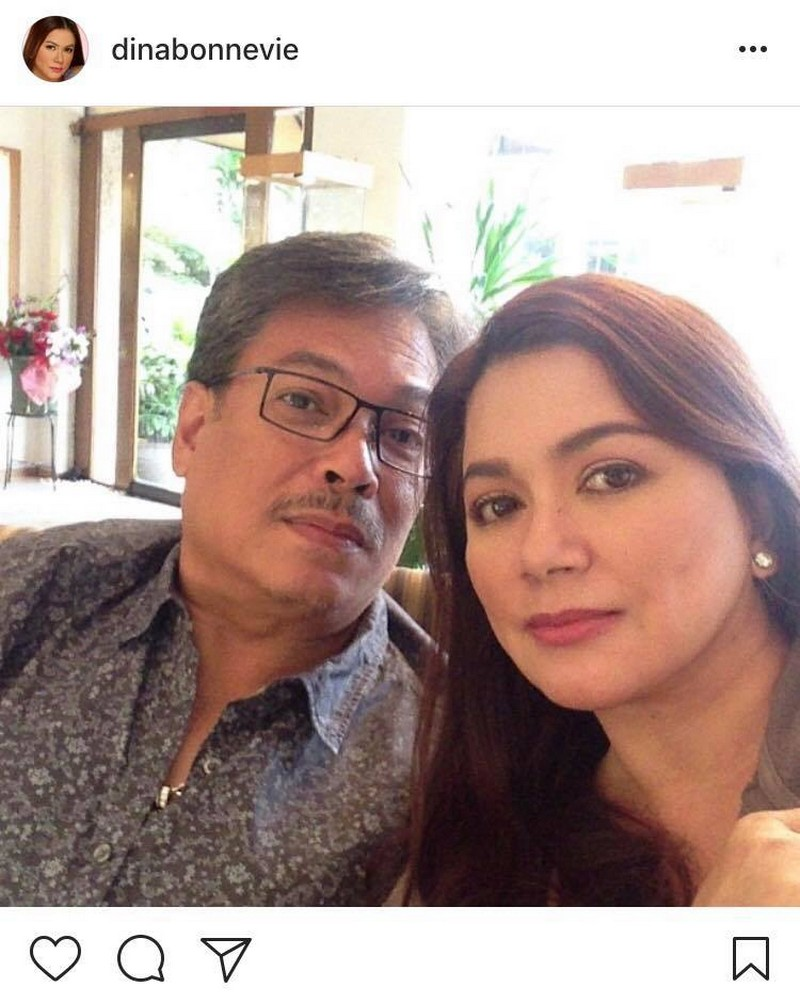 IN PHOTOS: Dina Bonnevie with her loving husband for 6 years!