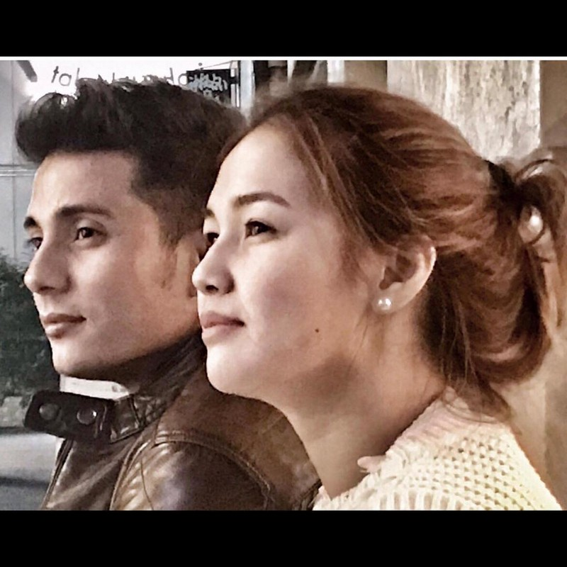 LOOK: 23 Sweet Photos of Ejay Falcon with his beautiful girlfriend!