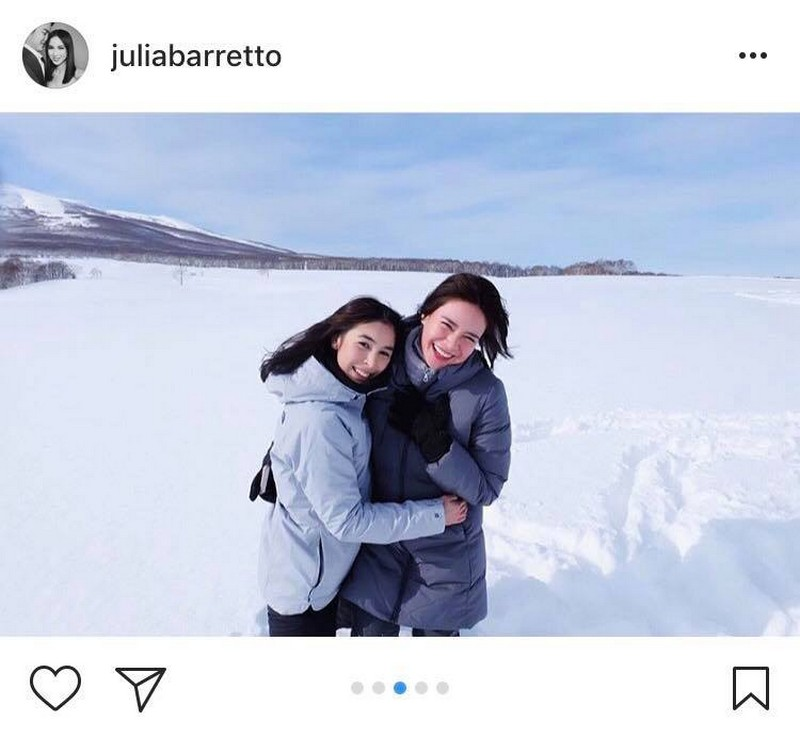 LOOK: The beautiful friendship of Julia & Erich in 25 photos