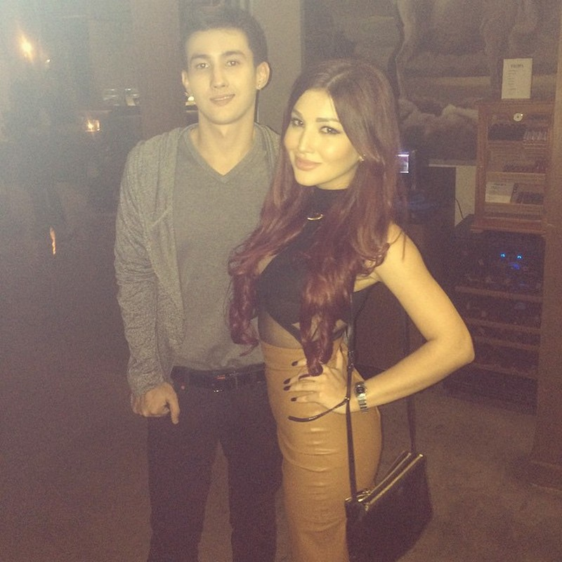 IN PHOTOS: Nathalie Hart with his equally hottie brother!