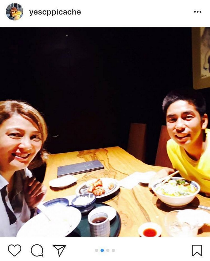 LOOK: Cherry Pie Picache with her one and only Prince!