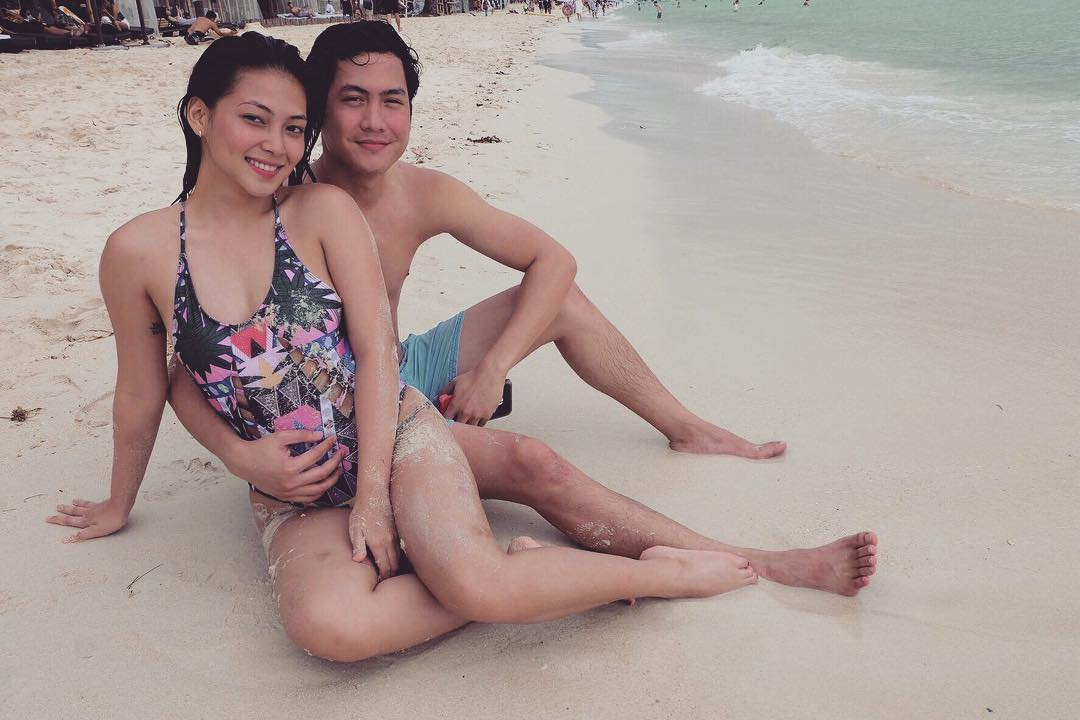 IN PHOTOS: Erin Ocampo with her hardcourt babe!