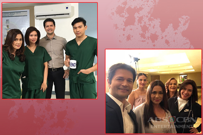 Behind-The Scenes: Off-cam bonding moments of The Blood Sisters cast