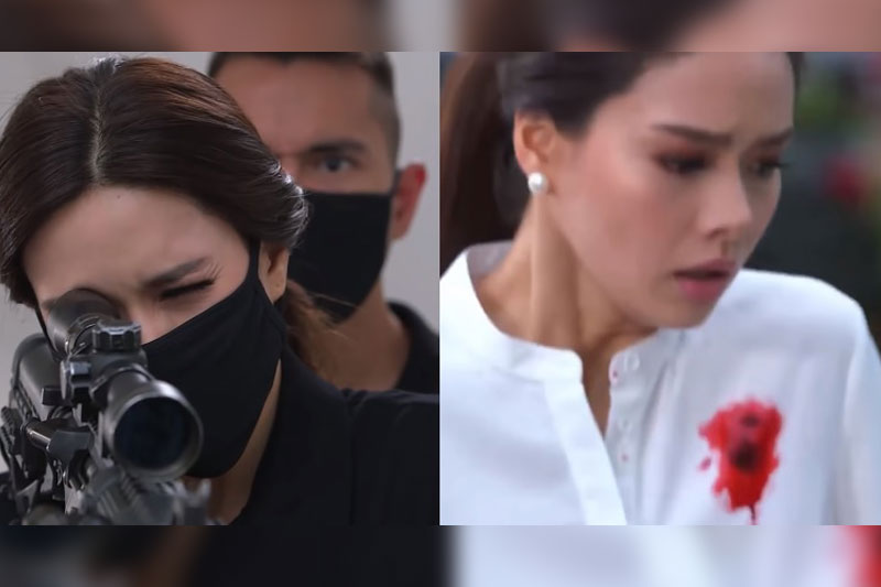 Ambition thicker than blood for Erich in The Blood Sisters  1
